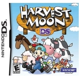 Nintendo Ds Harvest Moon