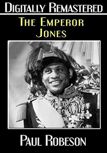 Emperor Jones Emperor Jones DVD Mod This Item Is Made On Demand Could Take 2 3 Weeks For Delivery