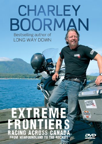 Extreme Frontiers Racing Acros Boorman Charley Import Gbr
