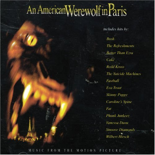 American Werewolf In Paris Soundtrack