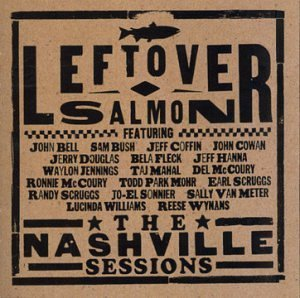 Leftover Salmon Nashville Sessions Hdcd