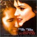 Autumn In New York Score Music By Gabriel Yared