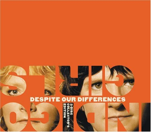 Indigo Girls Despite Our Differences Collectors Ed. 2 CD