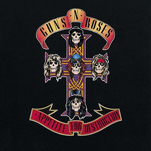 Guns N' Roses Appetite For Destruction Explicit