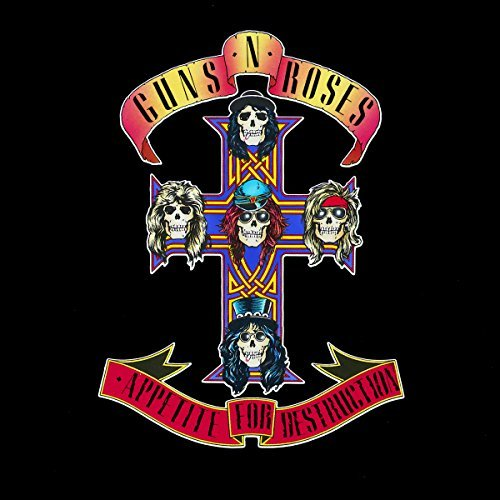 Guns N' Roses Appetite For Destruction Explicit Version