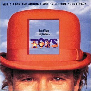 Toys Soundtrack Wendy & Lisa Enya Amos Metheny Williams Dolby Jones