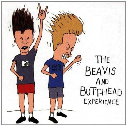 Beavis & Butt-Head/Beavis & Butt-Head Experience@Aerosmith/Anthrax/Jackyl/Cher@Nirvana/Primus/White Zombie