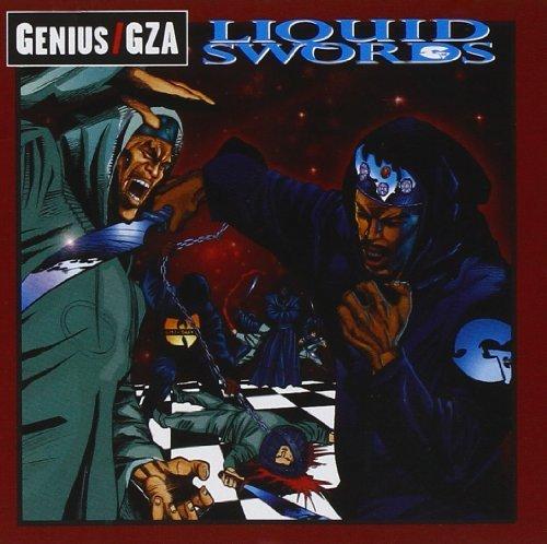 Gza/Genius/Liquid Swords@Explicit Version