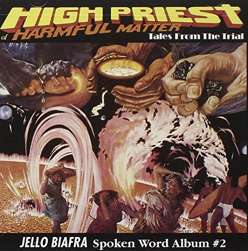 Jello Biafra High Priest Of Harmful Matter 2 CD