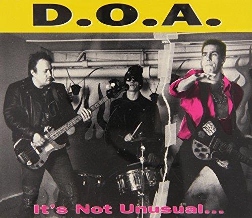doa-its-not-unusual