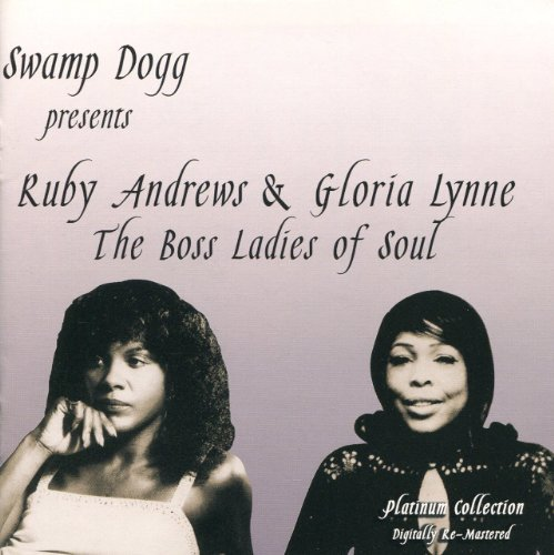 Andrews Lynne Swamp Dogg Presents The Boss L
