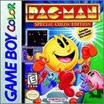 Gameboy Color Pac Man Special Color Edition E