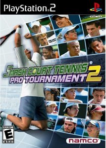 Ps2 Smash Court Tennis 2