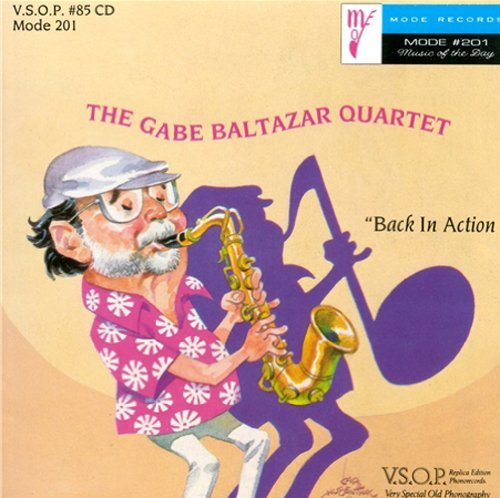 Gabe Quartet Baltazar Back In Action