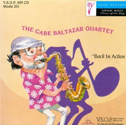 Gabe Quartet Baltazar/Back In Action