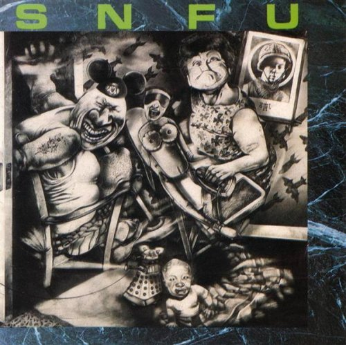 Snfu/Better Than A Stick In The Eye