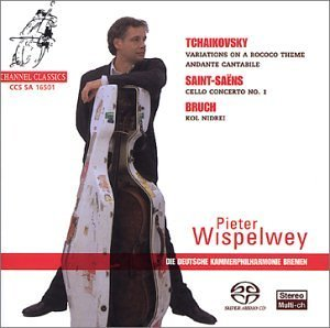 Tchaikovsky Saint Saens Bruch Rococo Variations Andante Cant Sacd Wispelwey (vc)