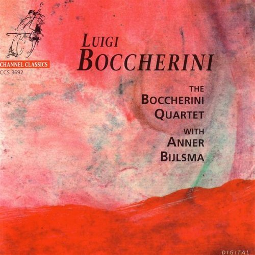 L. Boccherini/Chamber Music@Boccherini Quartet