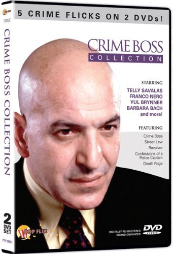 Crime Boss Collection Savalas Telly Ws Nr
