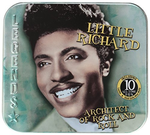 Little Richard Architect Of Rock & Roll Collector Tin