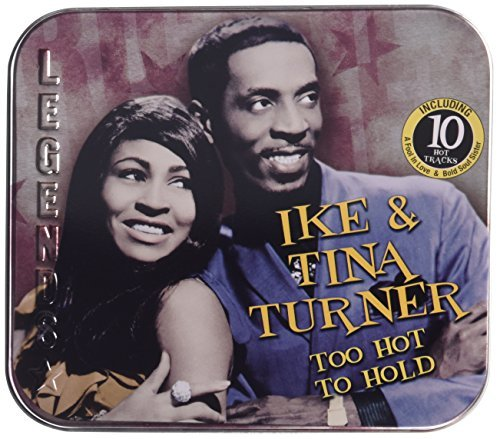 Turner Ike & Tina Too Hot To Hold Collector Tin