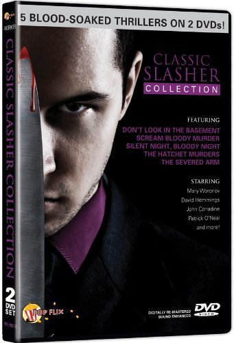 Classic Slasher Collection Classic Slasher Collection Ws Nr 2 DVD