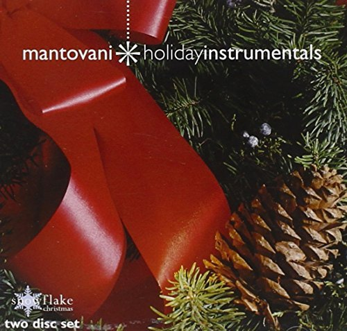Mantovani Holiday Instruments 2 CD