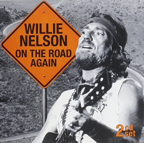 Willie Nelson On The Road Again Collector's Tin 2 CD