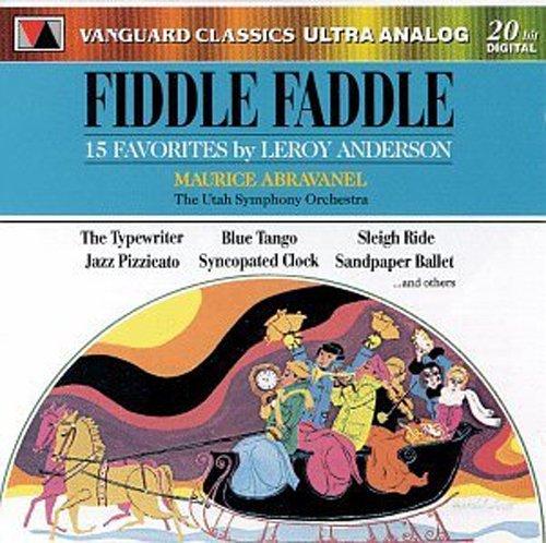 Fiddle Faddle/Fiddle Faddle@Abravanel/Utah So