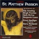 J.S. Bach/St. Matthew Passion-Hlts@Ameling/Haefliger/Mcdaniel/&@Somary/English Co