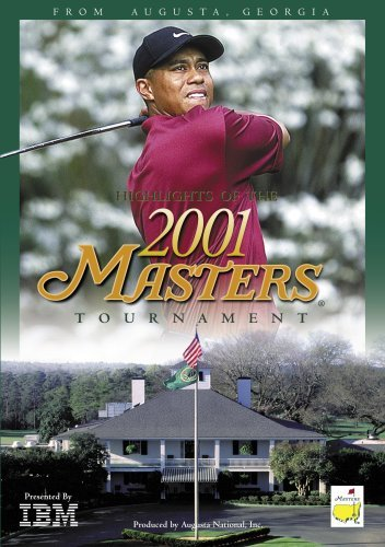 Highlights Of The 2001 Masters Highlights Of The 2001 Masters Nr