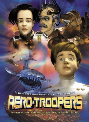 Aero Troopers Aero Troopers DVD Mod This Item Is Made On Demand Could Take 2 3 Weeks For Delivery