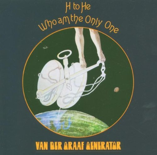 Van Der Graaf Generator H To He Who Am The Only One Remastered Incl. Bonus Tracks