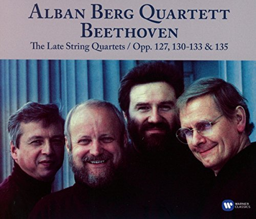 Alban Berg Quartett Beethoven String Quartets Opp 3 CD Set