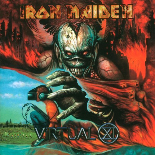 Iron Maiden Virtual Xi Import Can