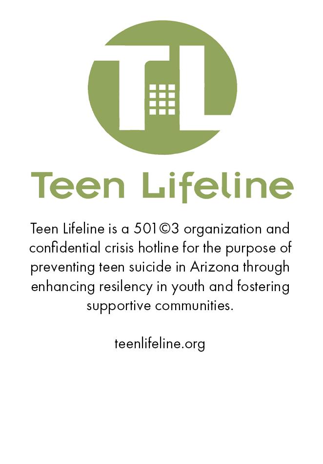 Teen Life Line