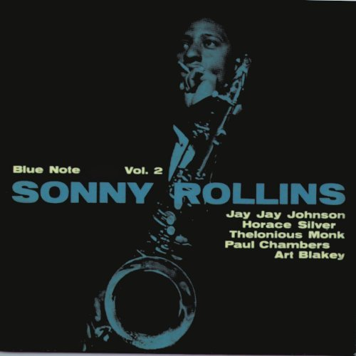 Sonny Rollins Vol. 2 Remastered Rudy Van Gelder Editions
