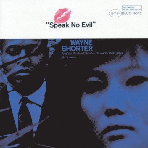 Wayne Shorter/Speak No Evil@Remastered@Rudy Van Gelder Editions