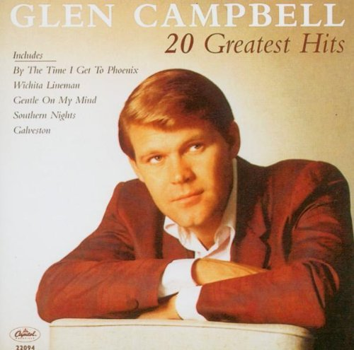 Glen Campbell 20 Greatest Hits