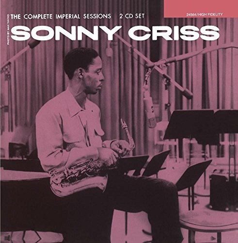 Criss Sonny Complete Imperial Sessions Remastered 2 CD Set Connoisseur