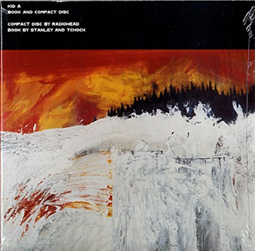 Radiohead Kid A Lmtd Ed. Incl. Booklet