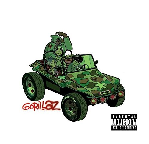 Gorillaz Gorillaz Explicit Version 2 Lp