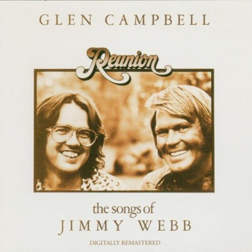 Glen Campbell Reunion Songs Of Jimmy Webb Remastered Incl. Bonus Track
