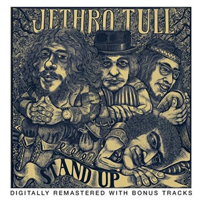 Jethro Tull Stand Up Remastered