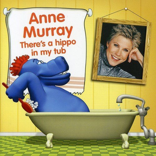 Anne Murray There's A Hippo In My Tub Import Can