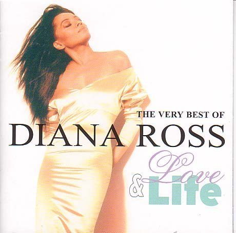 Diana Ross Life & Love Very Best Of Dian Import Gbr Lmtd Ed.