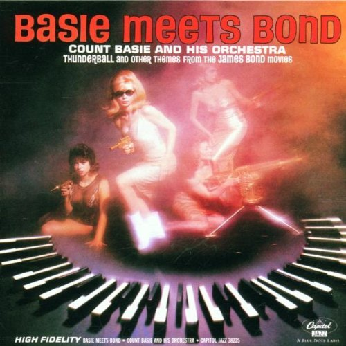Count Basie Basie Meets Bond Remastered