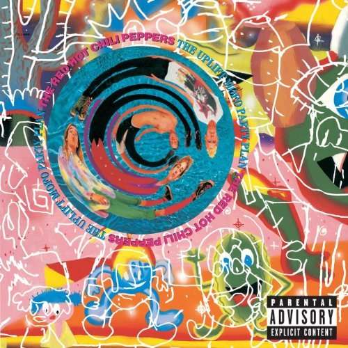 Red Hot Chili Peppers Uplift Mofo Party Plan Explicit Version Remastered Incl. Bonus Tracks