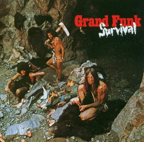 Grand Funk Railroad Survival Remastered