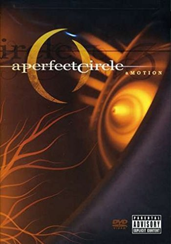 Perfect Circle Amotion Explicit Version Amaray 2 DVD Lmtd Ed.